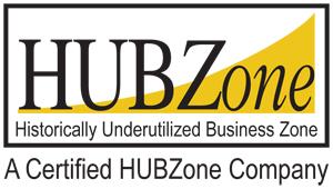 a certified HUBZone Company